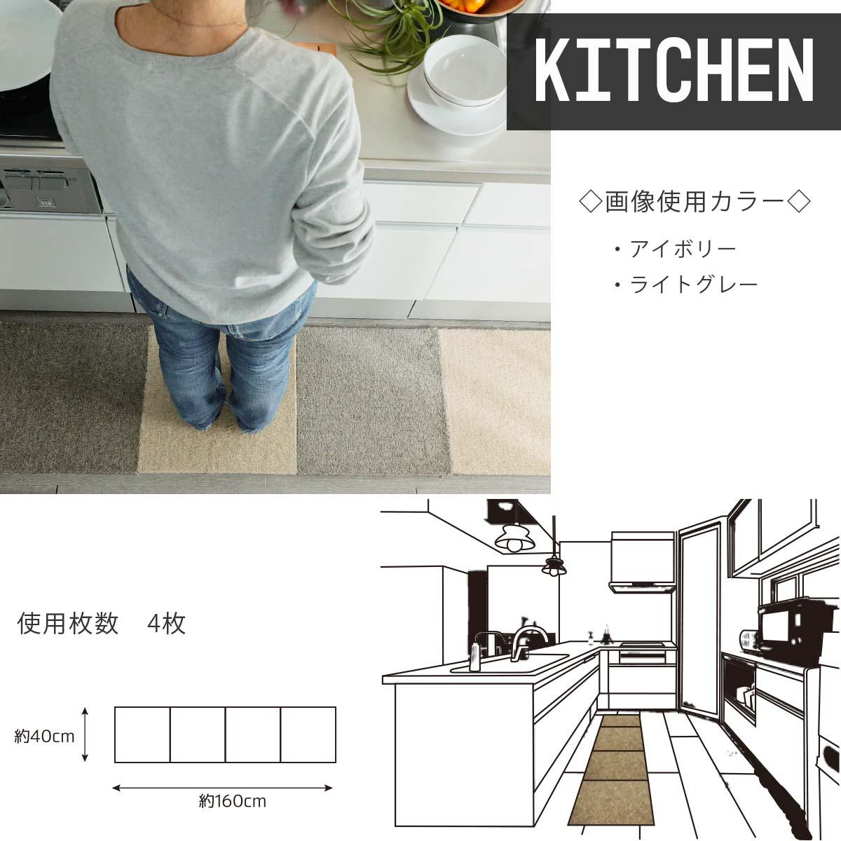 キッチンでの使い方 エクサ