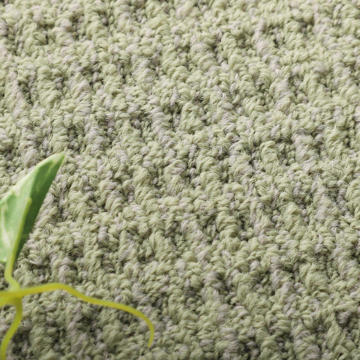 100サイズ 花粉やハウスダストを分解!高機能カーペット【アドロー】