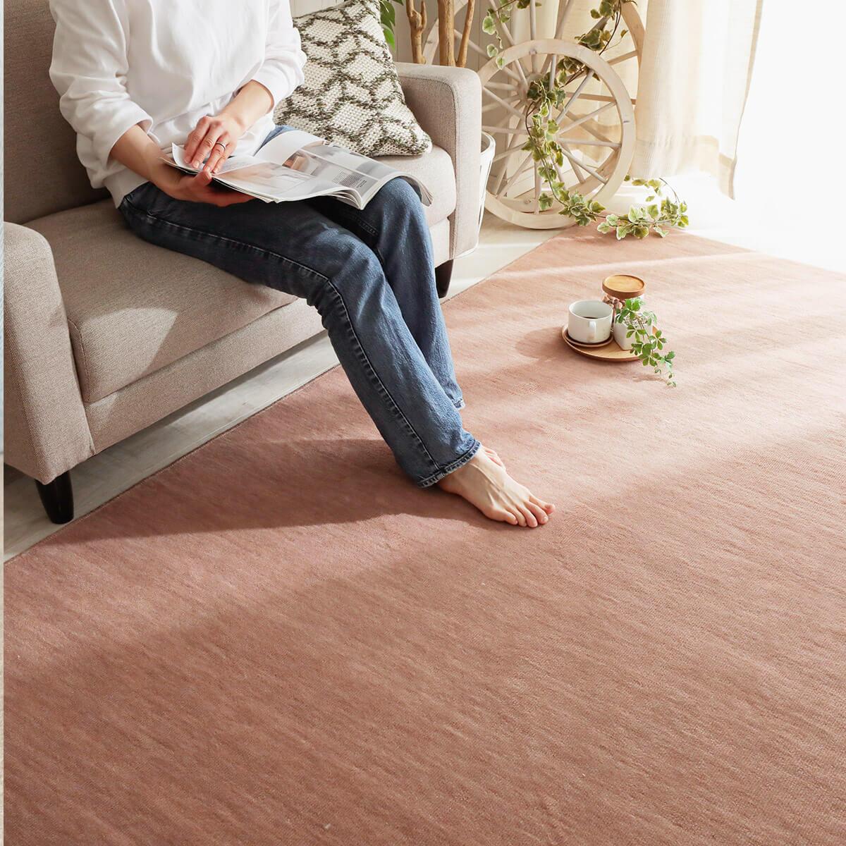 抗菌防臭・消臭機能付きカーペット