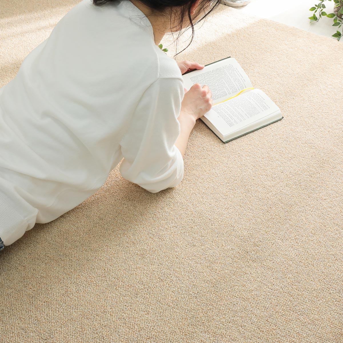 高機能の日本製カーペット 日本製カーペット『テアトル』