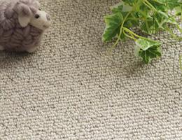 天然素材ウールカーペット
