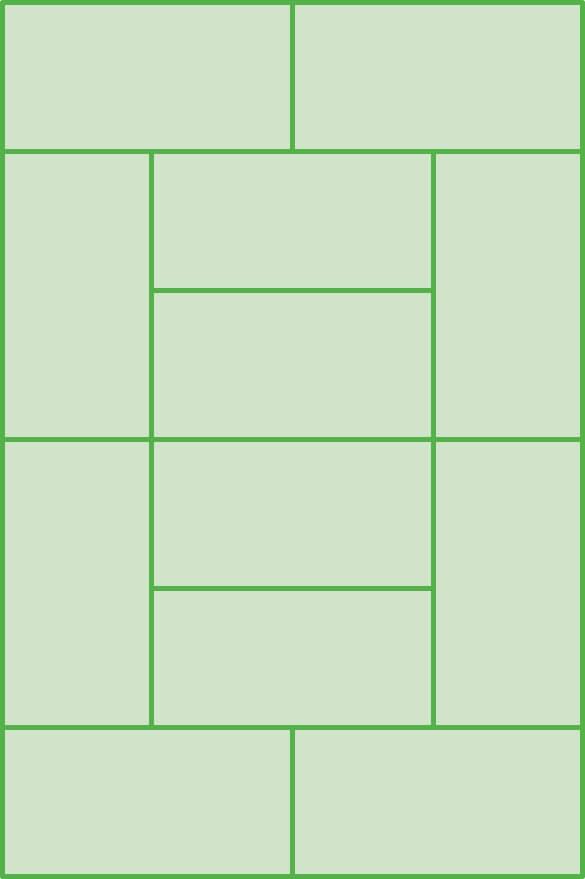 江戸間12畳サイズイメージ