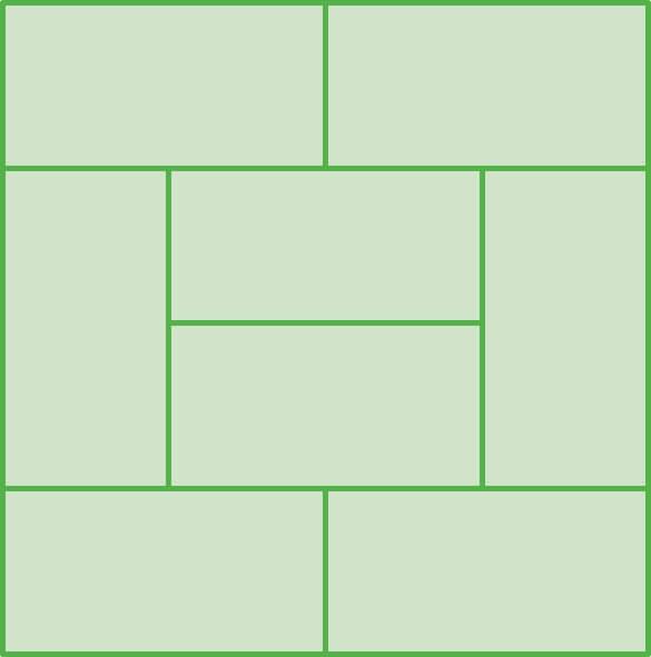江戸間8畳サイズイメージ