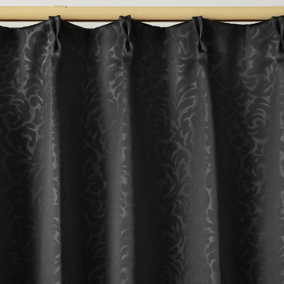 ドレープカーテン『ココア』説明画像3