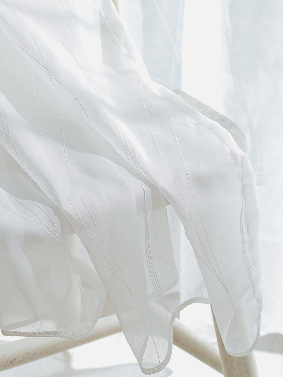 トルコレースカーテン『イェル』説明画像1