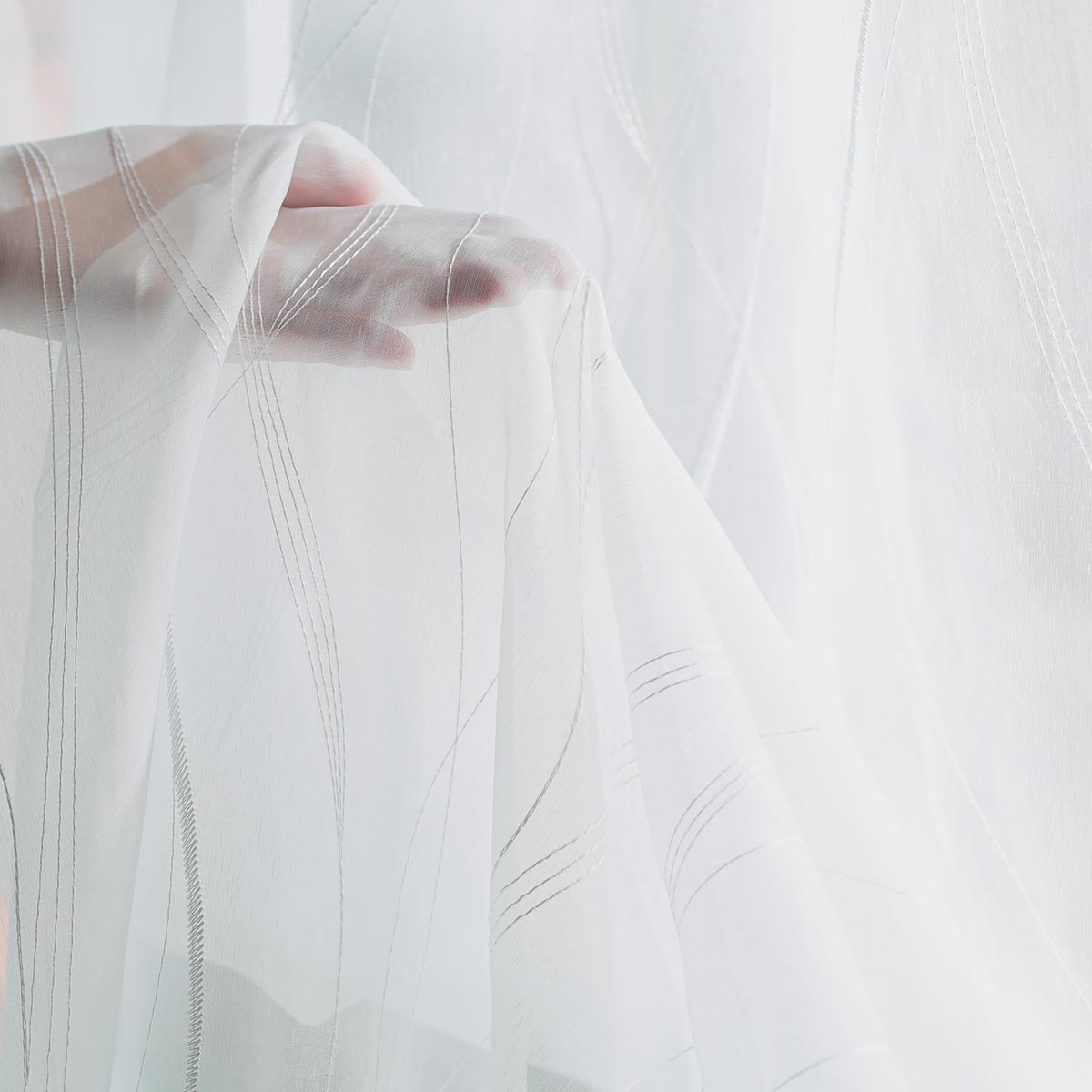 トルコレースカーテン『イェル』説明画像3