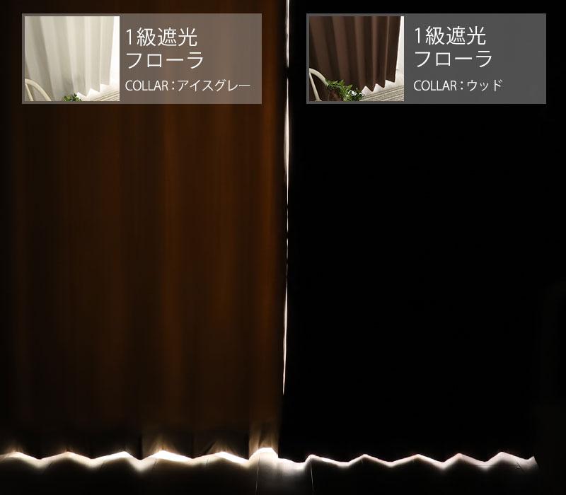 遮光の違い