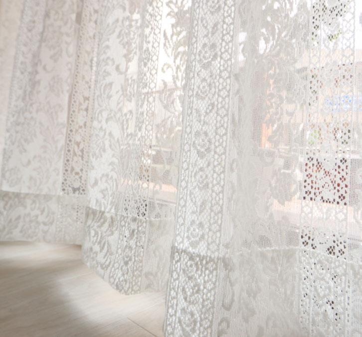 編みレースカーテンイメージ2