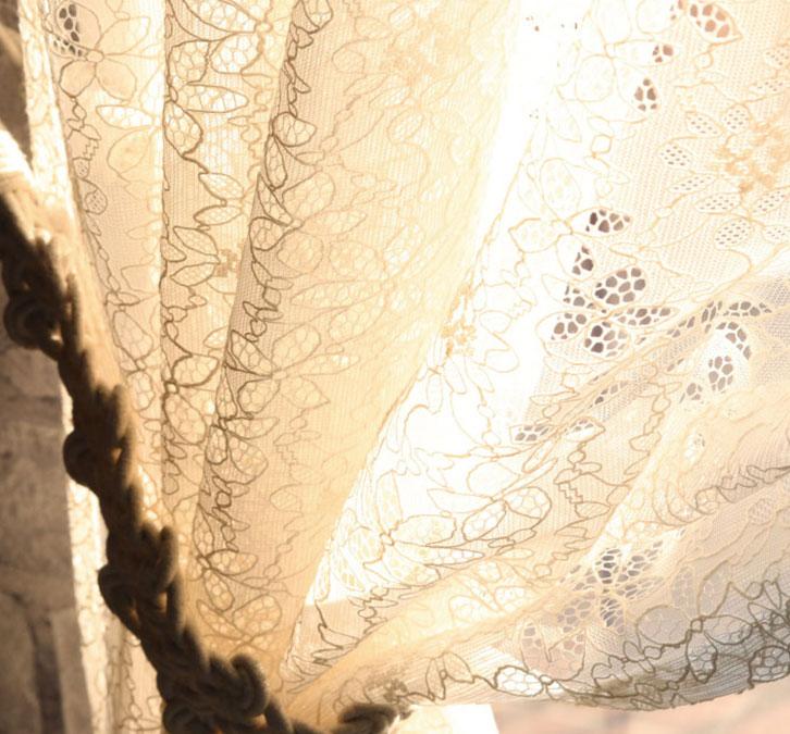 編みレースカーテンイメージ3