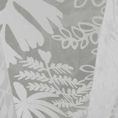 オパール レースカーテン