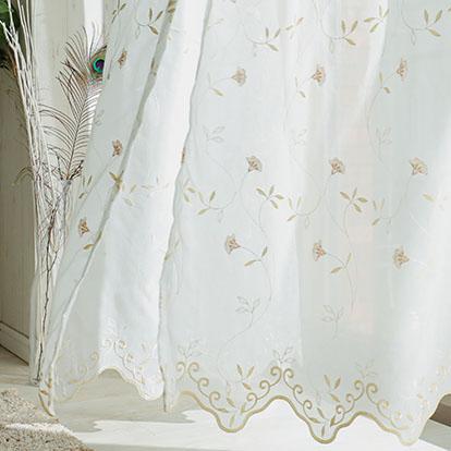 トルコレースカーテン