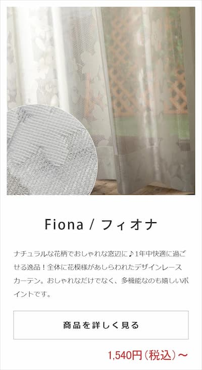 フィオナ1400 レース