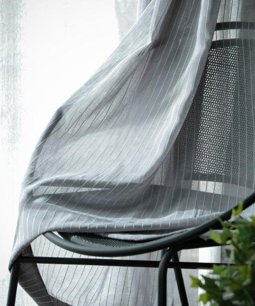手軽にイメージを変えられるカーテン