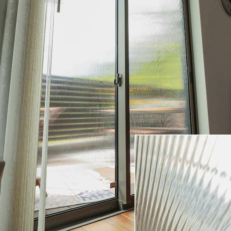 窓ガラスフィルム ストライプ