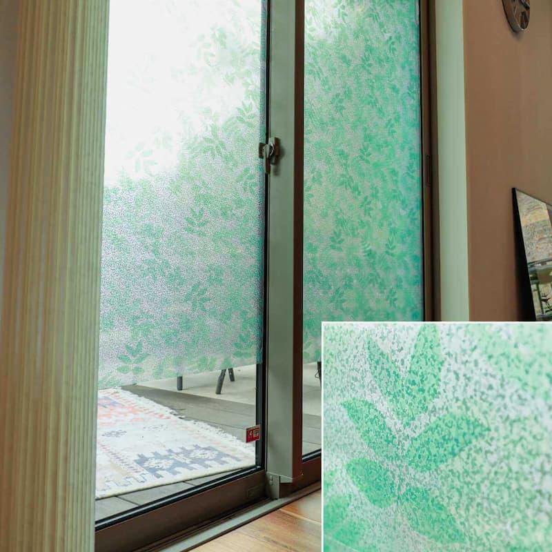 窓ガラスフィルム ボタニカル