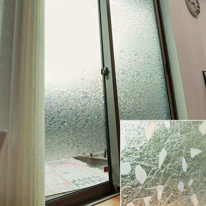 窓ガラスフィルム オーロラ