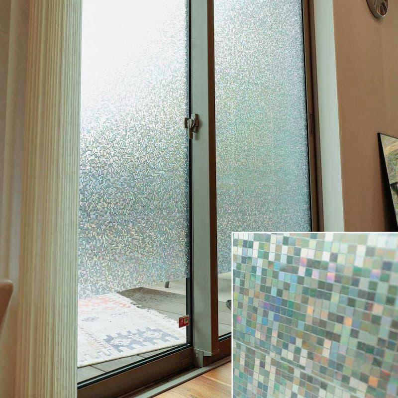 窓ガラスフィルム すりガラス