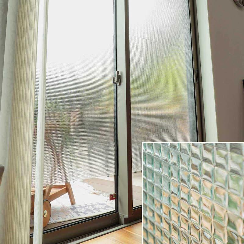 窓ガラスフィルム チェッカー