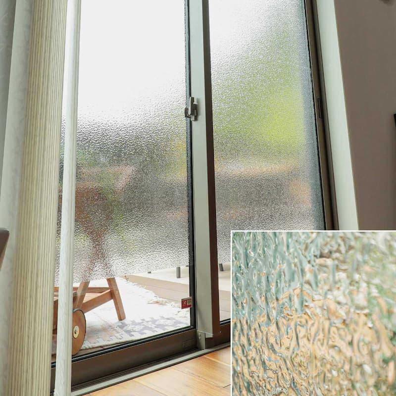 窓ガラスフィルム カスミ