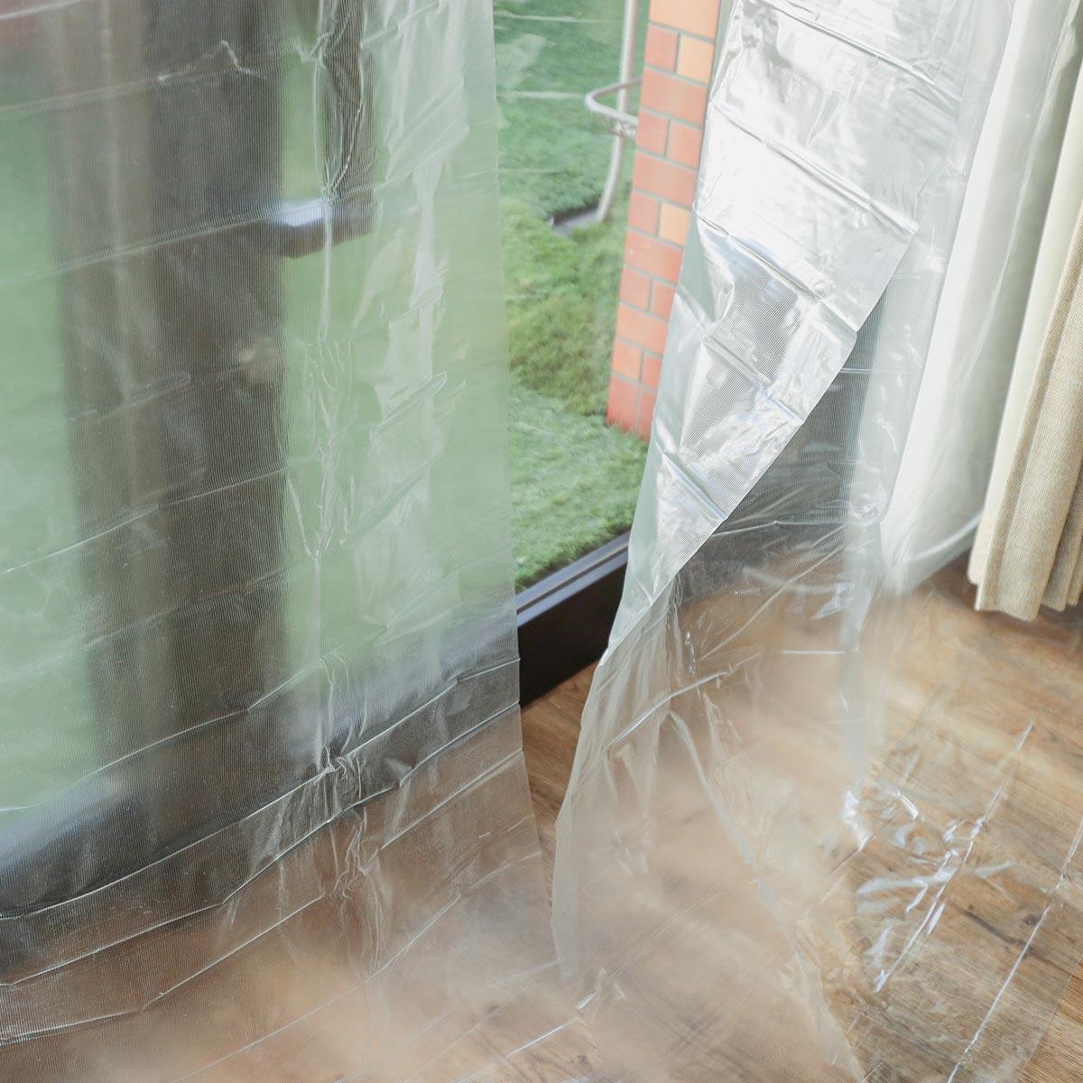 断熱カーテンライナー イメージ写真4