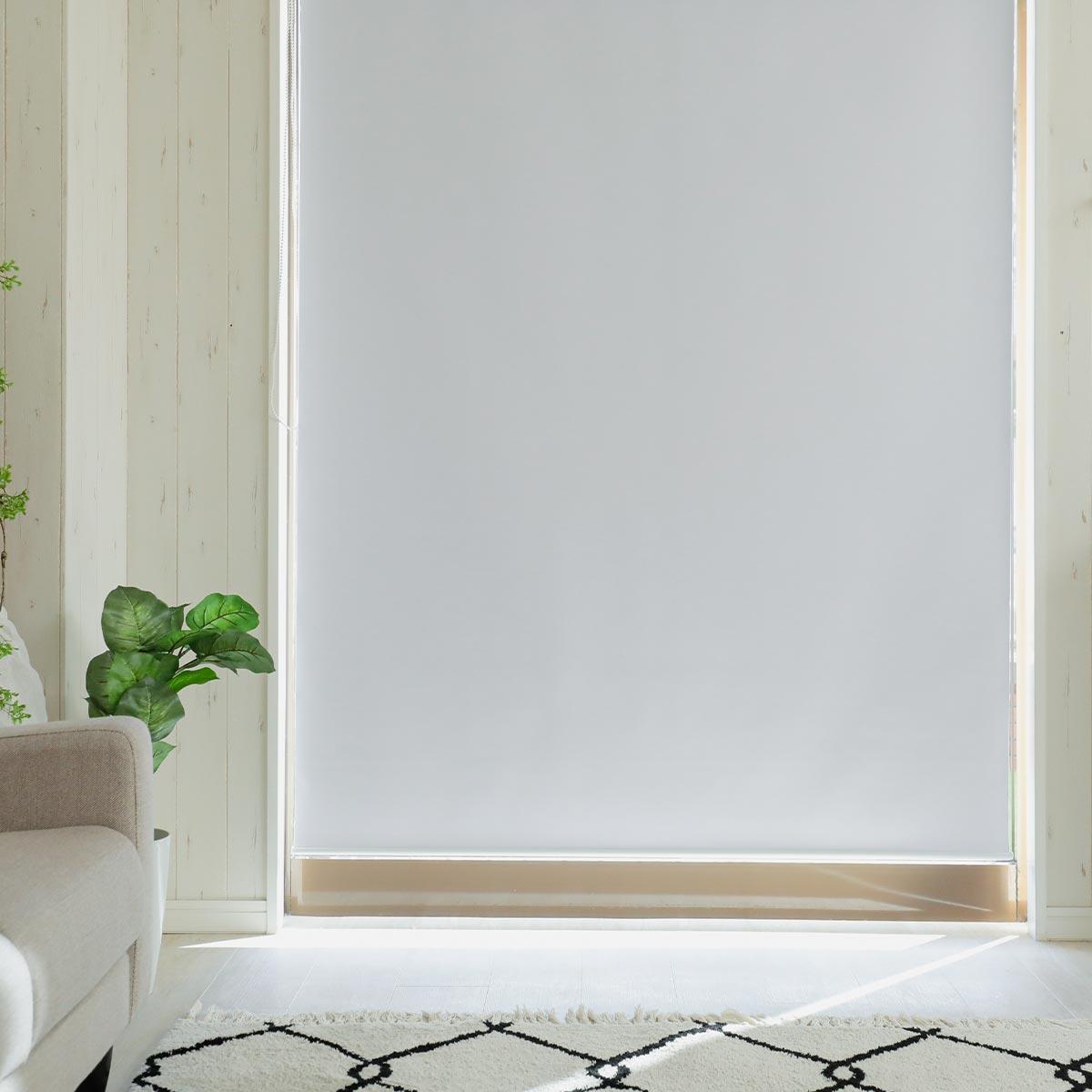 光をしっかり遮る1級遮光タイプです。