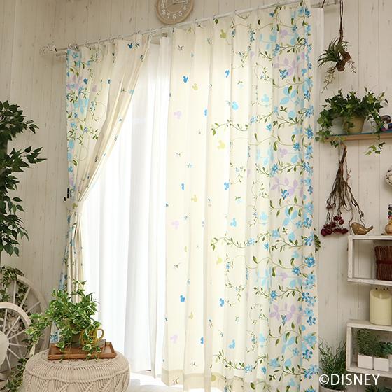 mickycottonflowerblue商品写真