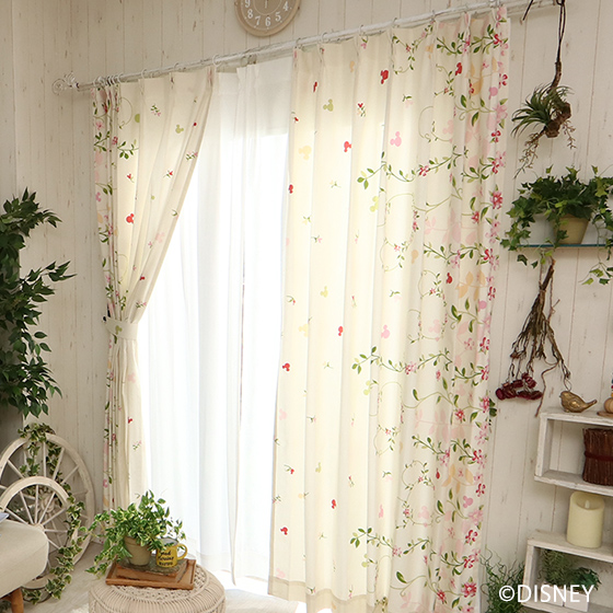 mickycottonflowerpink商品写真