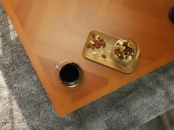 四角形こたつテーブル ハーマン