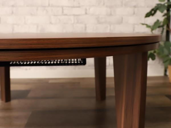 円形こたつテーブル ロイド