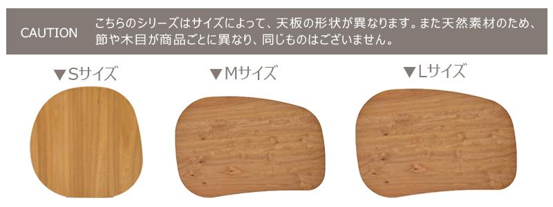 天板の形状