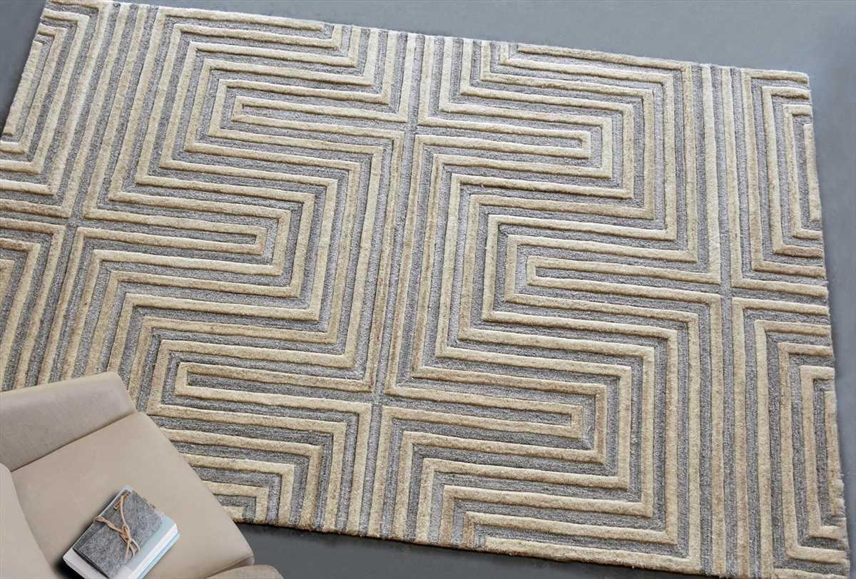 INTEGRA Beige/Ivory Wool