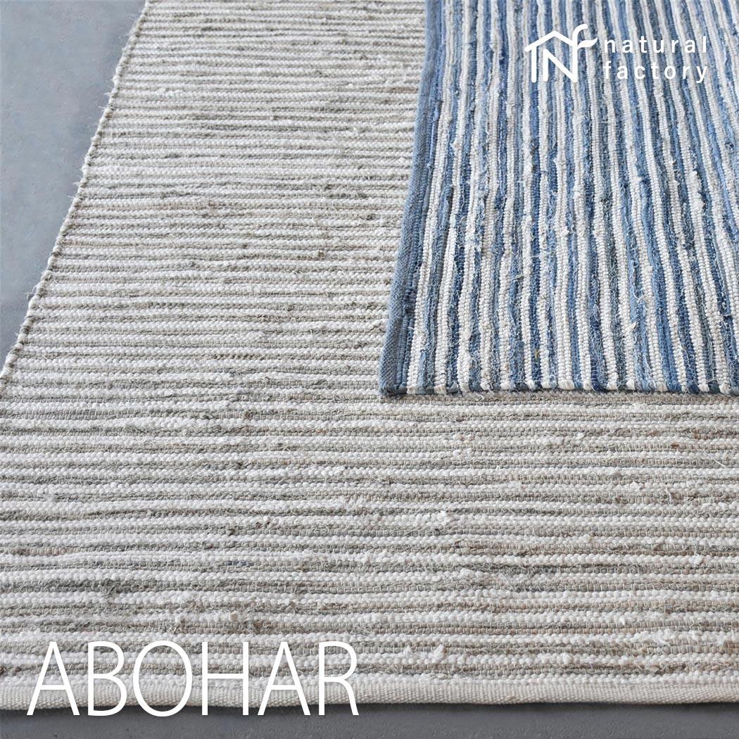 ABOHAR リサイクルレボリューションシリーズの輸入ラグ