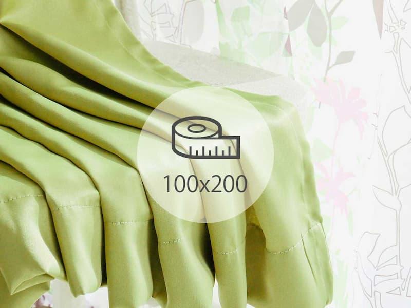 カーテン 100×200