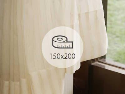 レースカーテン 150×200