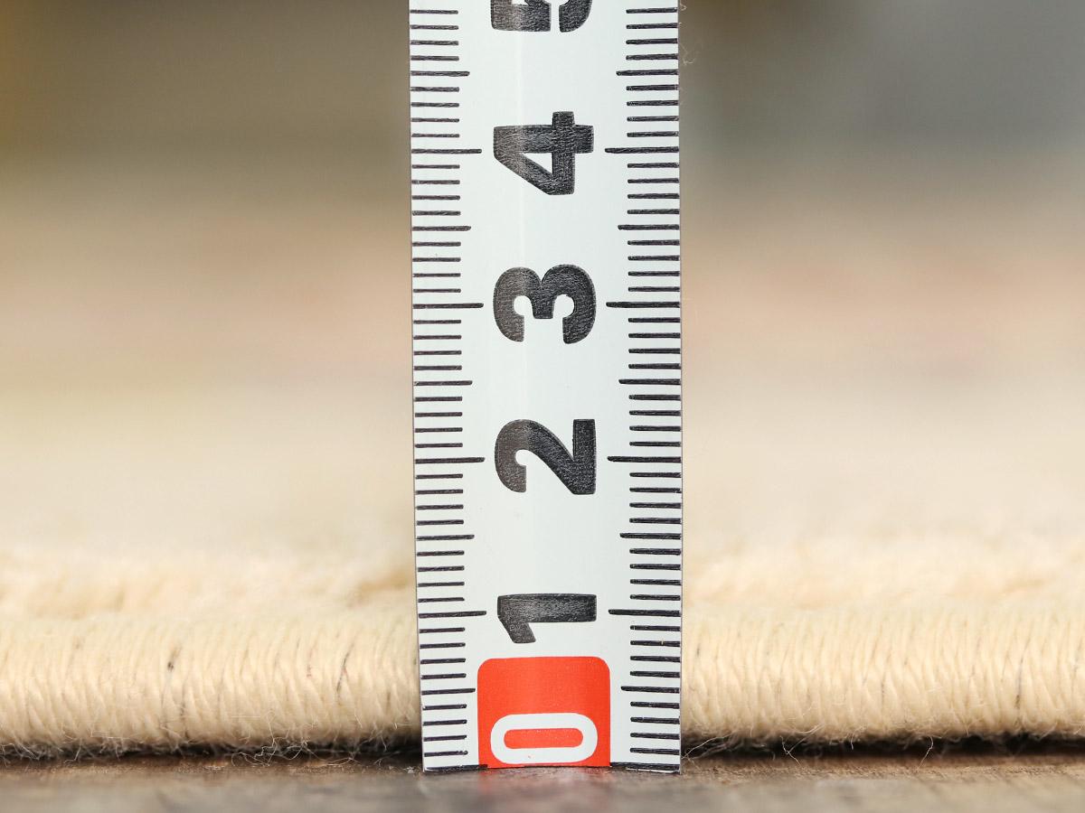 全厚約9mm。程よい厚さです。
