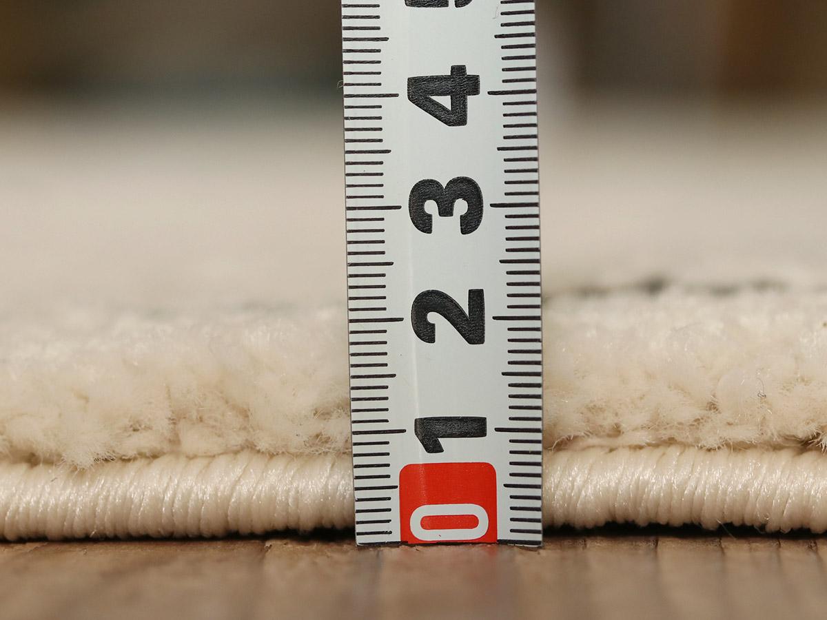 全厚約20mm。程よい厚さです。