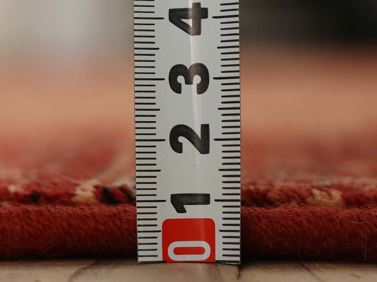 全厚約10mm。程よい厚さです。