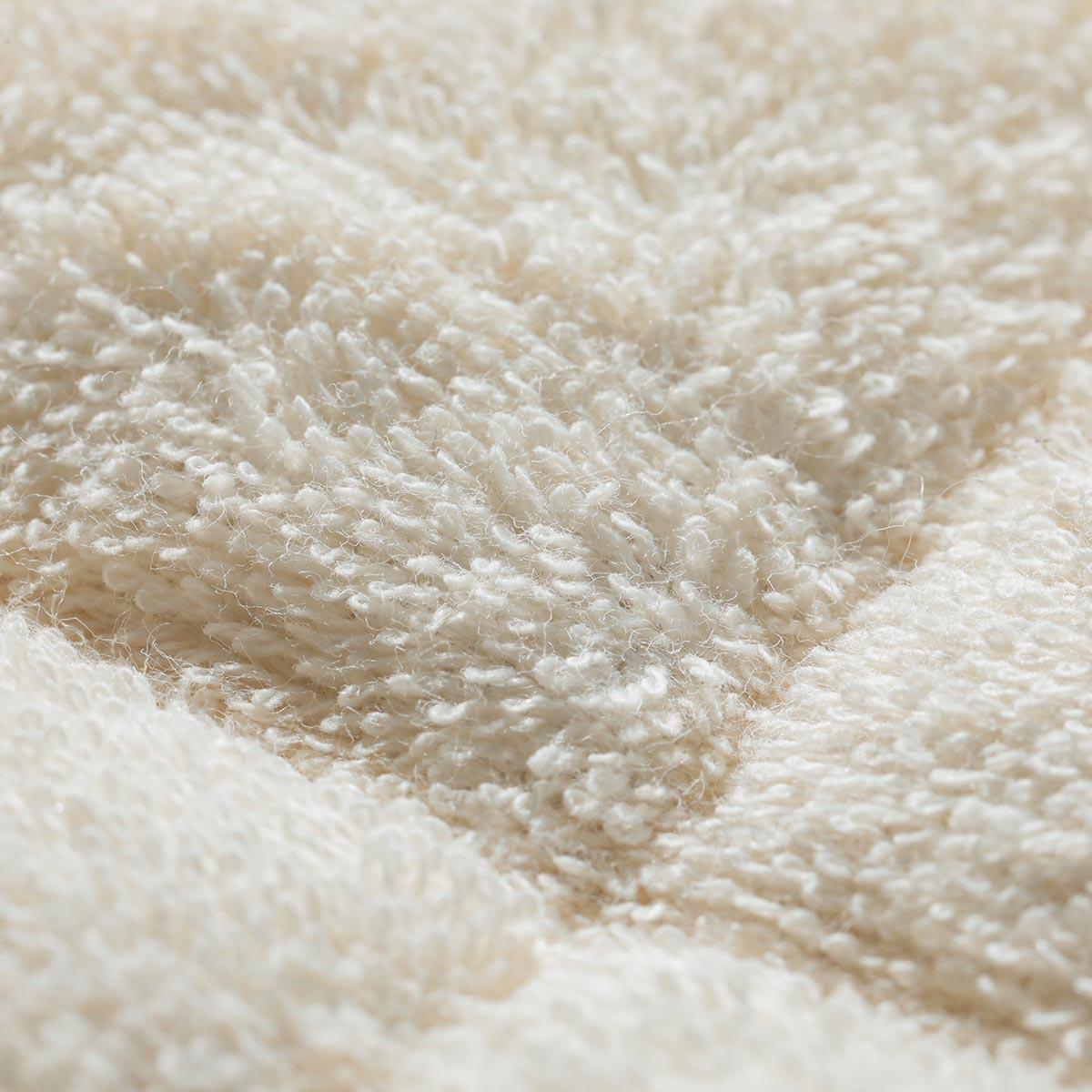 優しい肌触りがここちよい綿100%素材