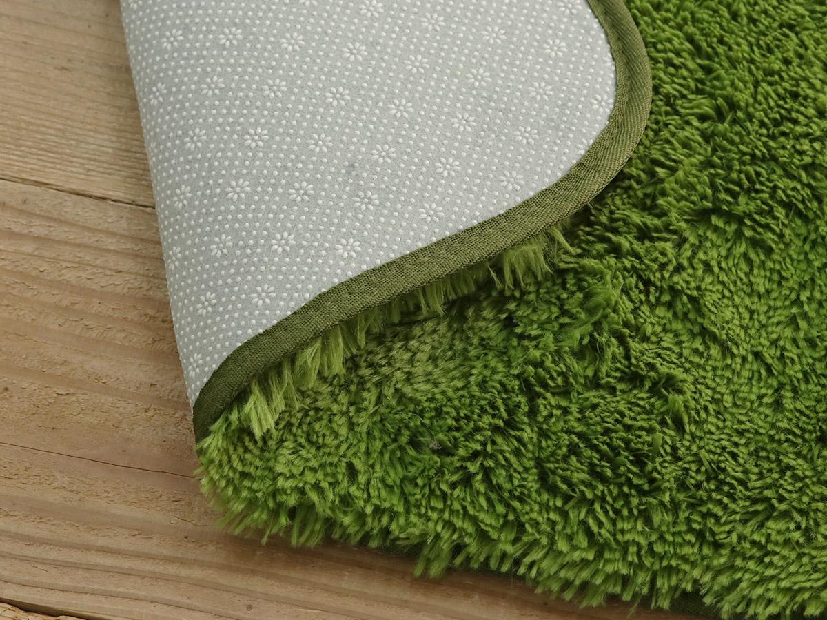 滑り止め付き。床暖房・ホットカーペット対応