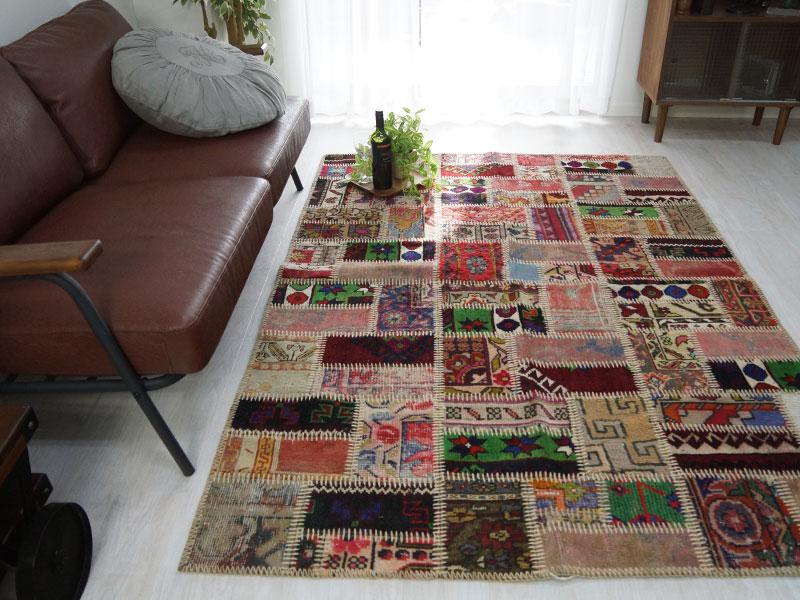ウール 羊毛 トルコ絨毯