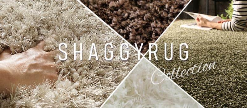 びっくりカーペットのシャギーラグ特集