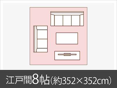 江戸間8帖