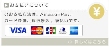 お支払いについて