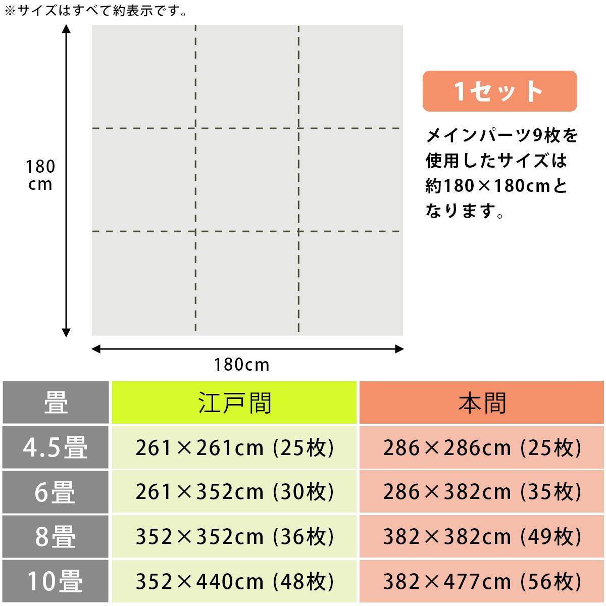 シバルン サイズ表